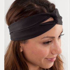Lululemon Tencel Headwrap